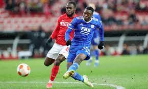Patson Daka strikes four as Leicester roar back from brink at Spartak  Moscow | Europa League