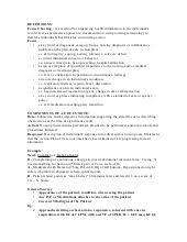 Sample Fdar Charting In Emergency Room Fdar Charting