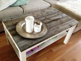 IKEA Hack Lack Coffee Table