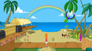 Phineas And Ferb Backyard Beach Song HQ  YouTubePhineas And Ferb Backyard Beach Song