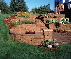 Small Picture Landscape Wall Design Interiors Design
