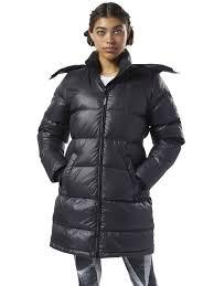 <b>Куртка CL DOWN</b> JACKET LONG BLACK Reebok 10006745 в ...