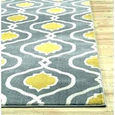 yellow and gray area rug yellow gray area rug rugs hand tufted fl pattern wool yellow