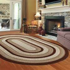 Discount Area Rugs by Shape BraidedRugsHutcom