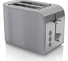 Retro Toasters buy swan retro st17020grn 2slice toaster grey free delivery 6942 by guidejewelry.us