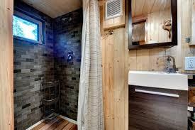 tiny house bathroom ideas.  Ideas Hero Tiny House Bathroom With Gray Tile On Tiny House Bathroom Ideas O