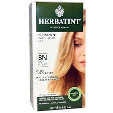 Herbatint Chart Herbatint Permanent Haircolor Gel 8n Light Blonde 4 56