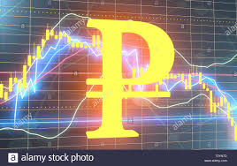 Forex Candlestick Pattern Trading Chart Concept Financial