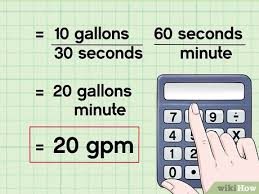 Well Pump Sizing Chart How To Calculate Water Pump Horsepower 14 Steps With Pictures