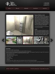 Property Developer Website Design Projects Page For John Dixon Homes A Small Uk Property