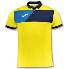 polo shirt yellow dark navy royal blue loading zoom