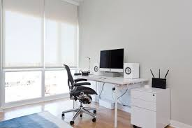 comfortable home office. Modern Home Office By Joy Rondello Interior Design Comfortable M