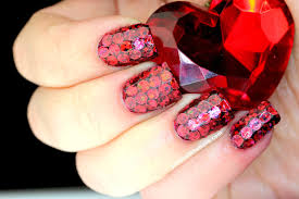 Astonishing Elegant Nail Art For Valentine's Day | Trendy Mods.Com