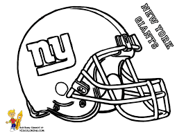 Football Helmet Coloring Pages Coloring Home