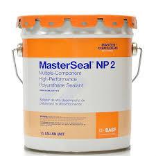 Basf Masterseal Np 2 1 5 Gallon Pail