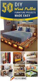wood pallet furniture diy. 50 DIY Wood Pallet Furniture Projects Made Easy Diy