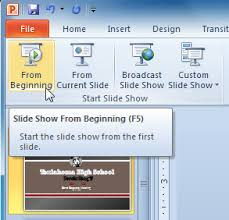 template footer powerpoint Addintools