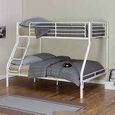 Duro Wesley Twin over Full Bunk Bed - Black | Hayneedle