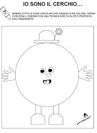 Figure Geometriche Piane Da Stampare E Ritagliare Per Bambini Avec