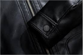 top quality 3xl leather jacket male famous brand oversized mens leather jackets and coats high quality leather jacket china