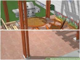 exterior quality concrete floor paint. attractive exterior cement paint part - 10: image titled an outdoor concrete patio step quality floor h