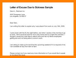 9 Example Of Absence Letter For Student Penn Working Papers