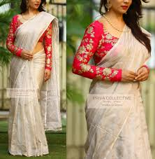 Latest Full Sleeves Blouse Designs Priva Collective Collections 8 2 65 A Road No 12 Mla Colony