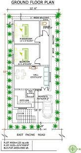 narrow house designe