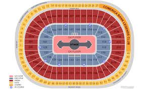 Ufc St Louis Seating Chart 2016 01 14 Joe Louis Arena Detroit Mi Usa Muse