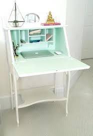 secretary desk white antique secretary desk chalky painted white and light green aqua vintage color trend