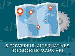 5 Powerful Alternatives To Google Maps Api Nordic Apis