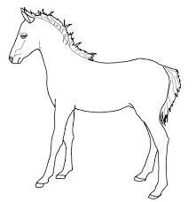 Pony Kleurplaat My Little Pony My Little Pony Kleurplaat Rainbow