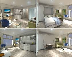 Micro Loft Tiny Apartments Vancouver Small Lofts Pinterest