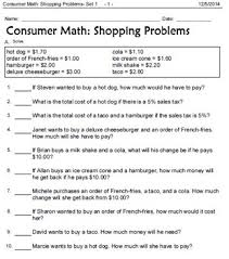 Quiz Worksheet Symmetry In Math Study   Consumer Maths Works moreover Consumer Math Lesson Plans   Worksheets Reviewed by Teachers as well Math Word Problems  Interest  Wages  Shopping  and Money in Words as well  moreover Consumer Math Project Teaching Resources   Teachers Pay Teachers as well  further Consumer Math Project Teaching Resources   Teachers Pay Teachers together with Consumer Arithmetic   Electronic Worksheets   MathsClass likewise  as well Teaching Personal Finance to Teens besides Quiz Worksheet Symmetry In Math Study   Consumer Maths Works. on consumer mathematics com wages worksheet