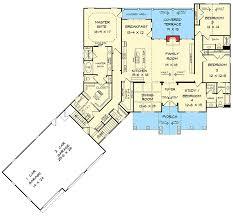 craftsman floor plans. Craftsman House Plan With 3 Car Angled Garage - 36075DK   1st Floor Master Suite, Plans