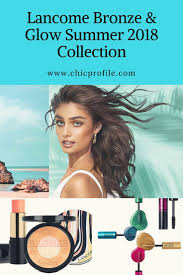 Lancome Bronze Glow Summer 2018 Collection