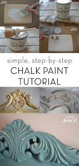 Small Picture 244 best Things painted with Chalk Paint images on Pinterest