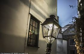 labour of love unlike soulless identical electric lights the gas lamps are temperamental