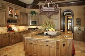Decorate Kitchen Countertops Modern U Shape White Kitchen Decoration Using White Granite