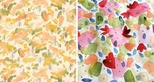 Patterns Delectable Repeat Downbeat Luscious Painterly Patterns Pattern Observer