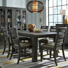 outdoor endearing grey round table and chairs 11 gray wash dining room set wood counter height