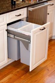 Best 25+ Hidden trash can kitchen ideas on Pinterest | Trash can ...