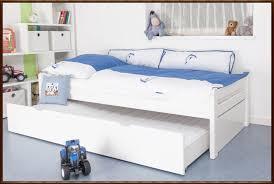 Bett Bett Mit Unterbett Bestimmungsort On Auf Und Lattenrost