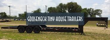 trailers for tiny houses. Deckover Tiny House Trailer Gooseneck Trailers For Houses