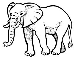 Libro Da Colorare Di Animali Disegni Da Colorare Per Bambini Di