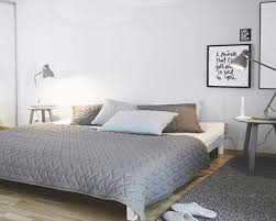 swedish bedroom furniture. Simple Furniture Swedish Bedroom Furniture Outstanding Scandinavian With  Grey Bed Cover And S