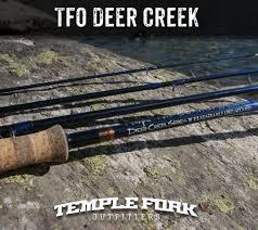 Tfo Deer Creek 4wt Switch Free Opst 325gr Head Deer Fly