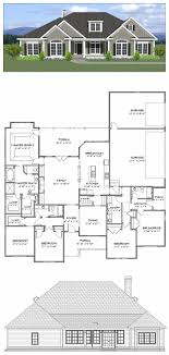 Plan 4 Or 5 Bedroom 3 Bath Home With A 3 Car Garage. The Home Has 2700  Heated Square Feet.
