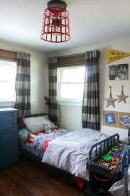 Vintage Modern Boys Room