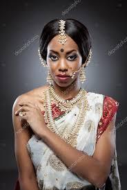 wedding makeup stock photos